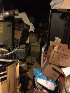 Basement Hoarding Cleanup in Gilbertsville, PA (3)