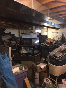Basement Hoarding Cleanup in Gilbertsville, PA (5)